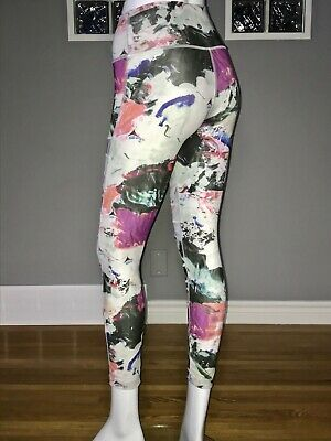 $ CDN80 • Buy Lululemon High Times Pant 4 Pigment Wave Multi 7/8 Tight Eeuc Luxtreme