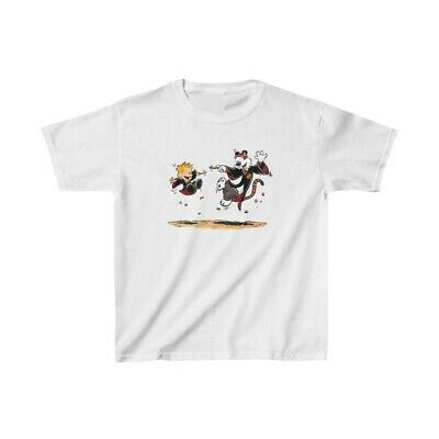 Calvin And Hobbes Harry Potter Inspired Youth Size T-shirt  • 17.04£