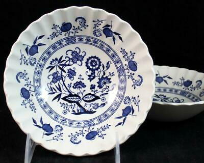 AU52.96 • Buy JG Meakin BLUE NORDIC 2 Coupe Cereal Bowls GREAT CONDITION