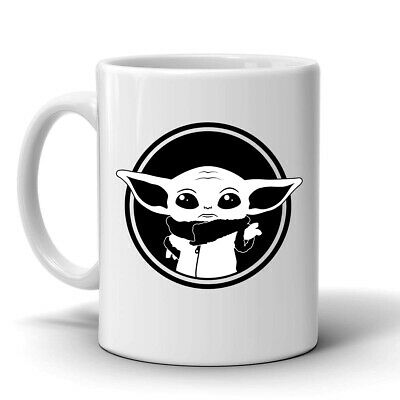 $12.55 • Buy Baby Yoda Coffee Mug, Star Wars