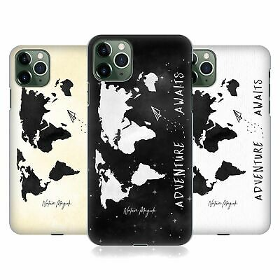 OFFICIAL NATURE MAGICK ADVENTURE AWAITS WORLD MAP 2 CASE FOR APPLE IPHONE PHONES • 9.95£