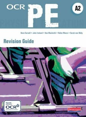 £3.99 • Buy OCR A2 PE Revision Guide (OCR GCE PE), Mackreth, Mr Ken, UsedVeryGood, Paperback