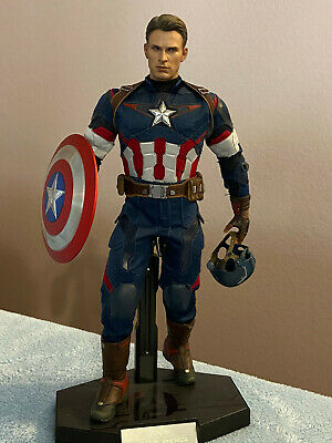 $260 • Buy Hot Toys 1/6 Scale Captain America Age Of Ultron