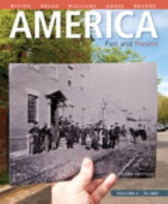 $23.42 • Buy America: Past And Present, Volume 1 (10th Edition) By Divine, Robert A., Breen,