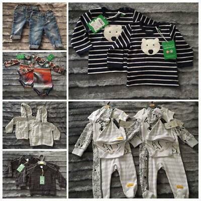 3-6 Months Size TWIN Baby Boys Lot Clothes Up To 8 Kg *CREATE YOUR OWN BUNDLE* • 1.80£