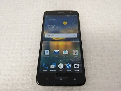 $42.99 • Buy ZTE Blade Spark (AT&T) Clean ESN - 4G LTE - 16gb - Gray - Used