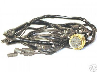 $249.95 • Buy Military M422 Main Wiring Harness New Old Stock