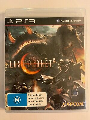 AU10.95 • Buy Lost Planet 2 PS3 Game (Playstation 3) Complete With Manual