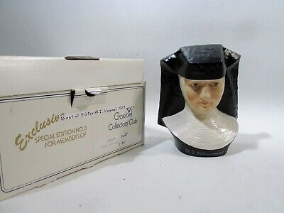 $26.24 • Buy 1978 Sister M.I. Hummel Bust Goebel Collectors Club Special Edition W Box