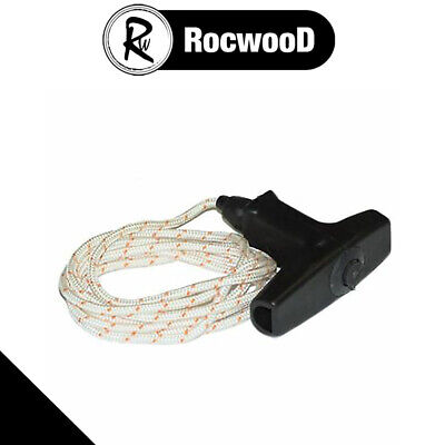 £4.38 • Buy Starter Recoil Handle And Pull Cord Rope Fits Stihl 044 046 MS440 MS460 Chainsaw