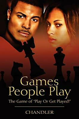 £2.87 • Buy Games People Play  The Game Of Play Or Get Played