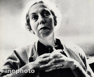 $84.21 • Buy 1957 Vintage EUDORA WELTY Author Photographer By Richard Avedon Portrait Photo