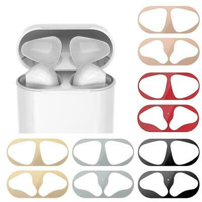 $ CDN1.43 • Buy Metal Dust Guard Protective Film Sticker Cover For Accessories Airpods