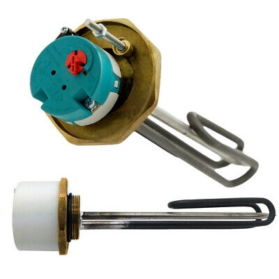 Joule - 1 3/4  3kW Immersion Heater 14  For Unvented Cylinders • 19.97£