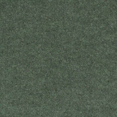 £35.88 • Buy Green Budget Cord Carpet, Cheap Thin Flooring, Temporary Floor Cover, Exhibition