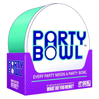 AU32.45 • Buy Party Bowl By What Do You Meme