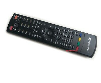 New GENUINE Remote Control For X10 Novafidelity & Coctail Audio CD Player System • 31.99£