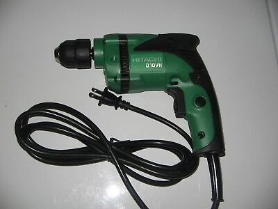 View Details Hitachi D10Vh Lightweight Electric Drill • 30.00$