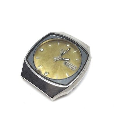 $ CDN35.14 • Buy Seiko 7009-5200 Automatic Watch For Repairs, For Parts, To Restore -1528