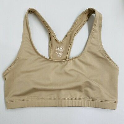 $11.99 • Buy NEW ELITE ISSUE Tactical Sports Bra Tan Beige Size M Made In The USA