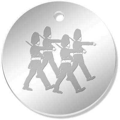 'Marching Soldiers' Pendants / Charms (PN020391) • 4.99£