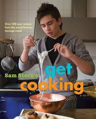Get Cooking, Paperback By Stern, Sam; Stern, Susan (CON), Like New Used, Free... • 13.45£
