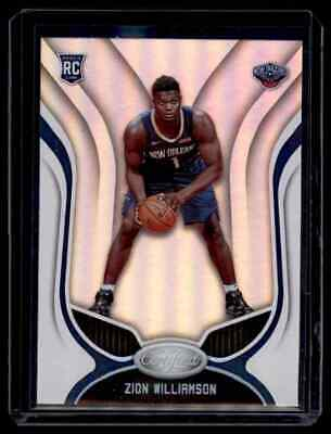 $8.50 • Buy 2019-20 Panini Certified Zion Williamson Rookie New Orleans Pelicans Mirror