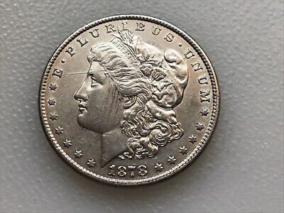$26.77 • Buy 1878 8 TAIL FEATHERS MORGAN SILVER DOLLAR  @@@ Must See @@@ Lot #A200