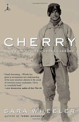 £4.28 • Buy Cherry  A Life Of Apsley Cherry-Garrard  Modern Library  Paperback