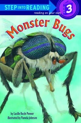 £2.89 • Buy Monster Bugs  Step-Into-Reading  Step 3