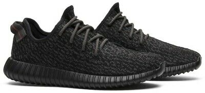$ CDN669.85 • Buy Adidas Yeezy Boost 350 ''Pirate Black'' (Men's US Size 8) Authentic NEW In Box