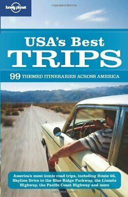 £3.23 • Buy Lonely Planet USA S Best Trips  Regional Travel Guide
