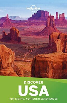 £6.39 • Buy Lonely Planet Discover USA  Travel Guide