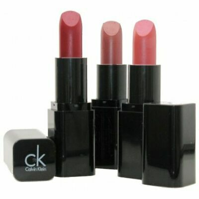 £14.99 • Buy Calvin Klein Delicious Luxury Creme Lipstick (joblot Pack Of 6 Assorted Shades)
