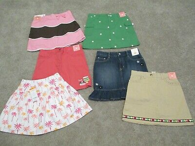 $10 • Buy Girls Size 10 U Pick Gymboree Skort Or Skirt New With Tags