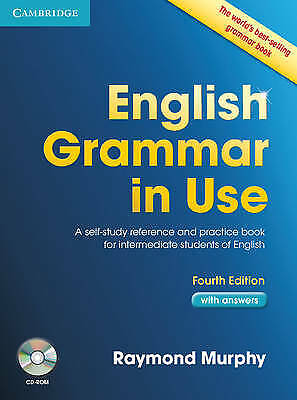 £21.99 • Buy English Grammar In Use With Answers And CD-ROM: A Self-Study