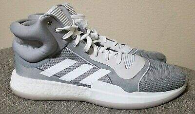 $ CDN70.43 • Buy Adidas Men's Marquee Boost Basketball Shoes Grey G26744 Size 20 New
