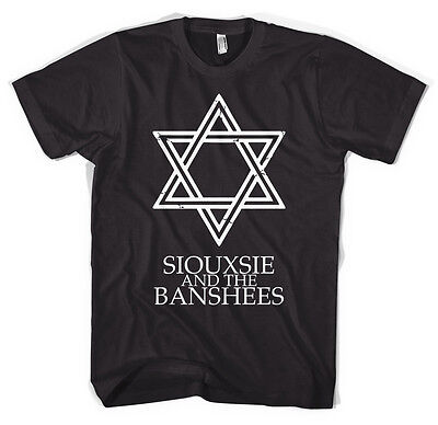 Siouxsie And The Banshees Unisex T Shirt All Sizes Colours • 12.99£