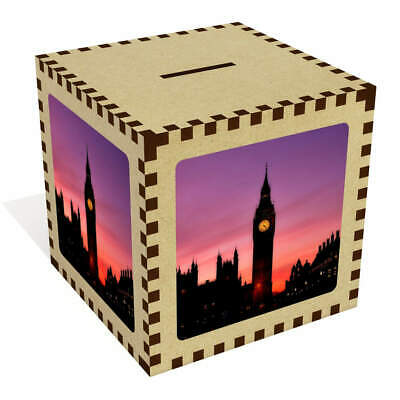 'Evening Big Ben' Money Boxes / Piggy Banks (MB049634) • 7.99£