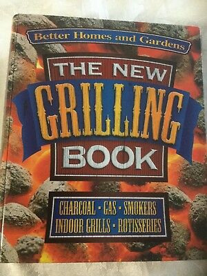 $9.75 • Buy The New Grilling Book Charcoal,Gas,Smokers,Indoor Grills,Rotisseries,Brand New