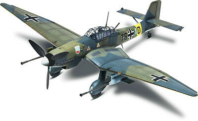 $15 • Buy Revell German Stuka Ju 87G-1 1:48 Scale Aircraft Model Kit New 5270