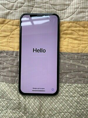 AU275 • Buy Apple IPhone X - 64GB - Space Grey (Unlocked) A1865 (CDMA + GSM) (AU Stock)