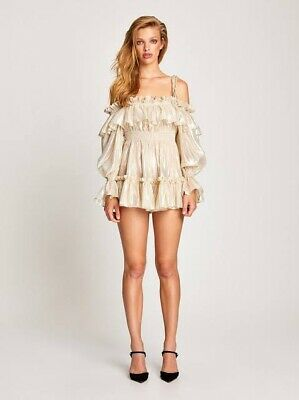 AU70 • Buy Alice Mccall Playsuit Size 10
