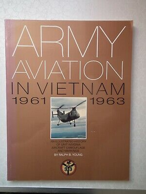 £19 • Buy Army Aviation In Vietnam; Vol. 1 Insignia, Camouflage & Markings 1961-1963