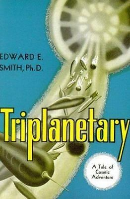 $4.83 • Buy Triplanetary By E. E. Smith