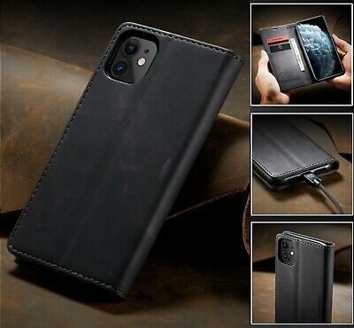 AU8.99 • Buy For IPhone 11 Pro Max 8 Plus 7 Plus Xr Xs Max X Wallet Case Flip Cover Stand