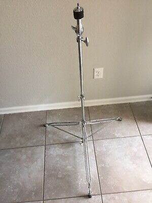 $135 • Buy Vintage Straight Sonor Phonic Double Braced Cymbal Stand, Model Z5224. 1970's