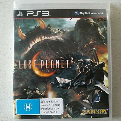 AU7.95 • Buy PS3 Lost Planet 2 - PlayStation 3 - PS3 - Complete Free Postage 🎮🕹🎮🕹