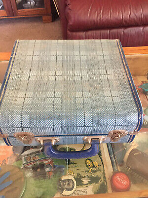 AU25 • Buy Vintage Record Player Collectable In Carry Case