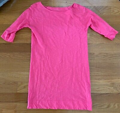 $9.99 • Buy Lilly Pulitzer Women's Size S Pink Cotton Dress